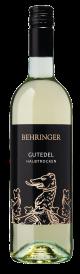 Weingut Behringer Gutedel Qualitätswein halbtrocken