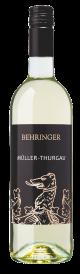 Weingut Behringer Müller-Thurgau Qualitätswein feinfruchtig