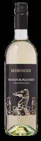 Weingut Behringer Weißer Burgunder Britzinger Burg Neuenfels Qualitätswein halbtrocken