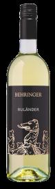 Weingut Behringer Grauer Burgunder Britzinger Burg Neuenfels Qualitätswein trocken