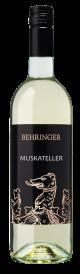 Weingut Behringer Muskateller Qualitätswein mild